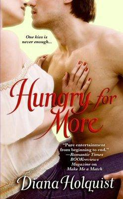 Hungry For More book