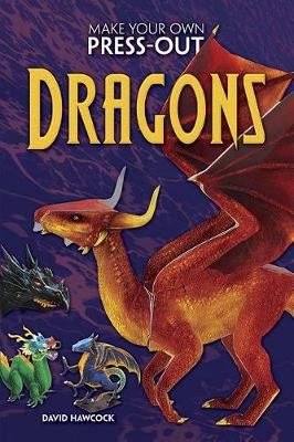 Make Your Own Press-Out Dragons book