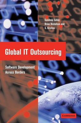 Global IT Outsourcing by Sundeep Sahay