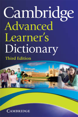 Cambridge Advanced Learner's Dictionary book