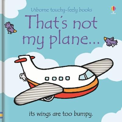 That's Not My Plane by Fiona Watt