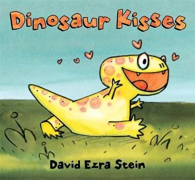 Dinosaur Kisses Board Book book