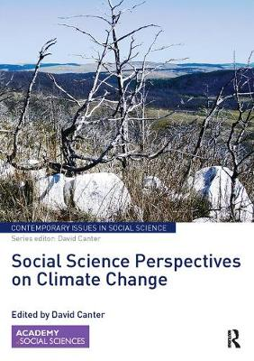 Social Science Perspectives on Climate Change book