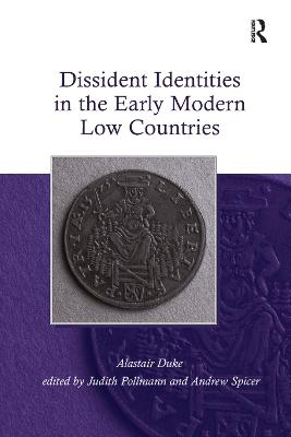 Dissident Identities in the Early Modern Low Countries book