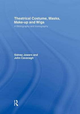 Theatrical Costume, Masks, Make-Up and Wigs book