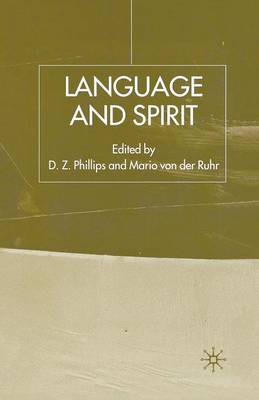 Language and Spirit by D. Phillips