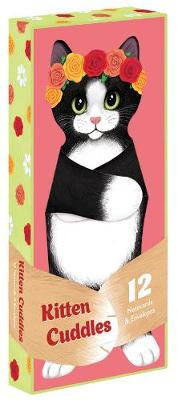 Kitten Cuddles Notecards by Chronicle Books