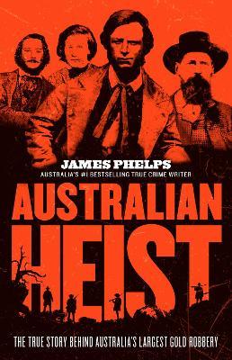 Australian Heist book