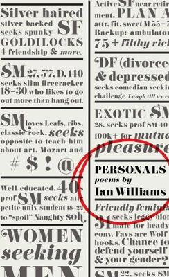 Personals by Ian Williams