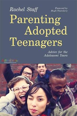 Parenting Adopted Teenagers book