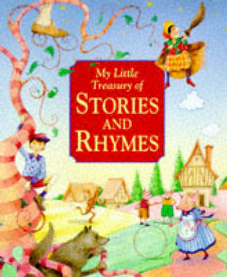My Little Treasury of Stories and Rhymes by Nicola Baxter