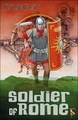 Soldier of Rome by Dan Scott