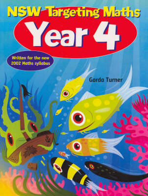 Targeting Maths NSW: Year 4: Student Book by Pascal Press
