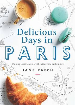 Delicious Days in Paris book