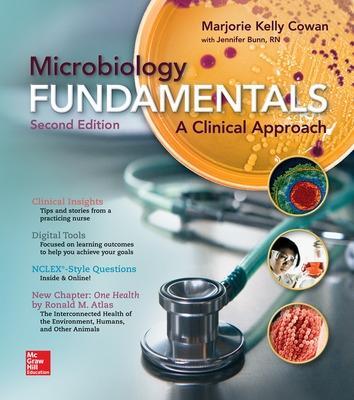 Microbiology Fundamentals: A Clinical Approach book