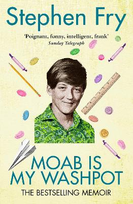 Moab Is My Washpot book