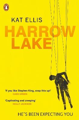Harrow Lake book