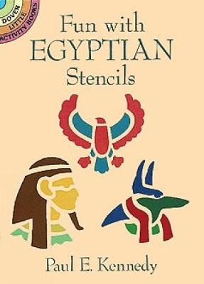 Fun with Egyptian Stencils book
