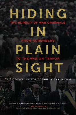 Hiding in Plain Sight by Eric Stover