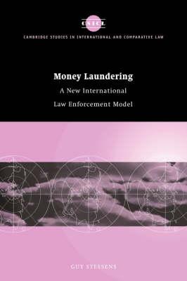 Money Laundering by Guy Stessens