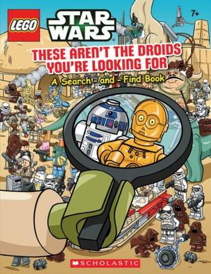 These Aren't the Droids You're Looking for by Ameet Studio