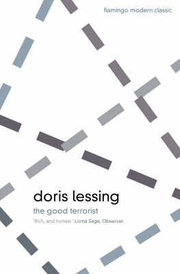 The The Good Terrorist by Doris Lessing