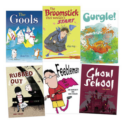 Learn at Home:Pocket Reads Year 3 Fiction Pack (6 books) by Jean Ure
