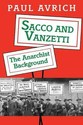 Sacco and Vanzetti book