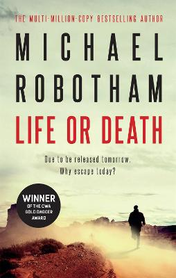 Life or Death book
