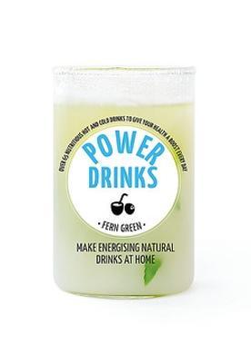 Power Drinks: Hachette Healthy Living by Fern Green