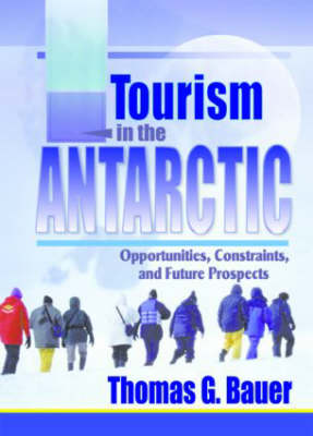Tourism in the Antarctic book