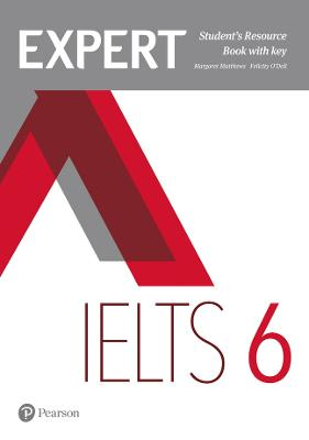 Expert IELTS 6 Students' Resource Book with Key book