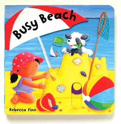 Busy Books: Busy Beach by Rebecca Finn