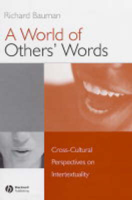 World of Others' Words book
