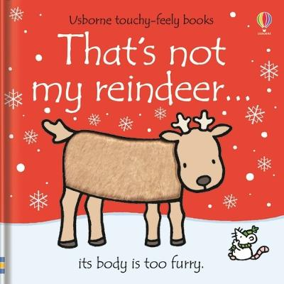 That's Not My Reindeer by Fiona Watt
