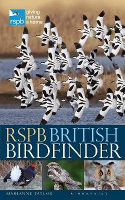 RSPB British Birdfinder by Marianne Taylor