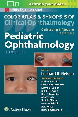 Pediatric Ophthalmology book
