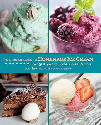 Ultimate Guide to Homemade Ice Cream book