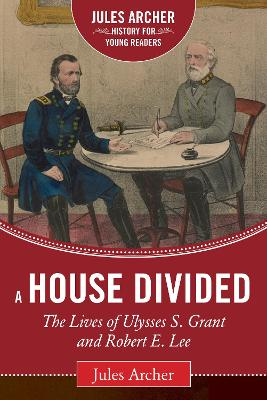 A House Divided by Jules Archer