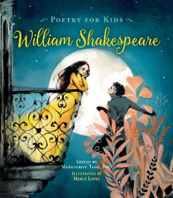 Poetry for Kids: William Shakespeare book