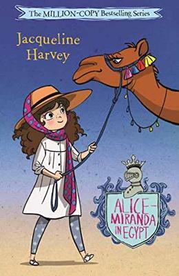 Alice-Miranda in Egypt book
