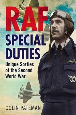 RAF Special Duties book