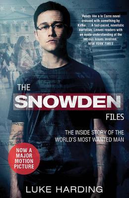 Snowden Files by Luke Harding