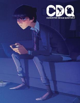 Character Design Quarterly 14 book