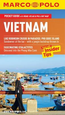 Vietnam Marco Polo Pocket Guide by Marco Polo