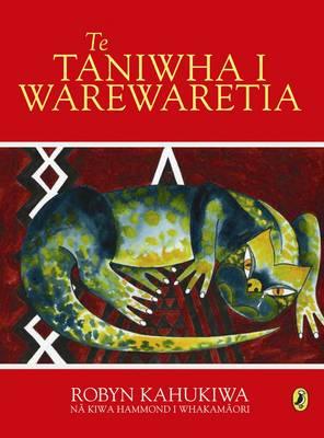 Te Taniwha i Warewaretia by Robyn Kahukiwa