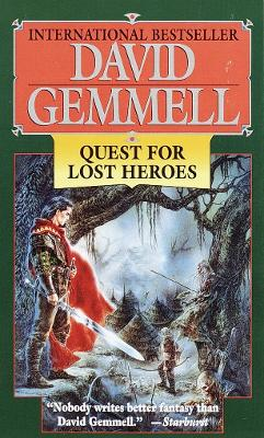 The Quest for Lost Heroes by David Gemmell