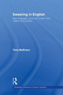 Swearing in English by Tony McEnery