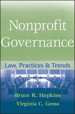 Nonprofit Governance by Bruce R. Hopkins