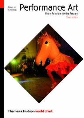Performance Art book